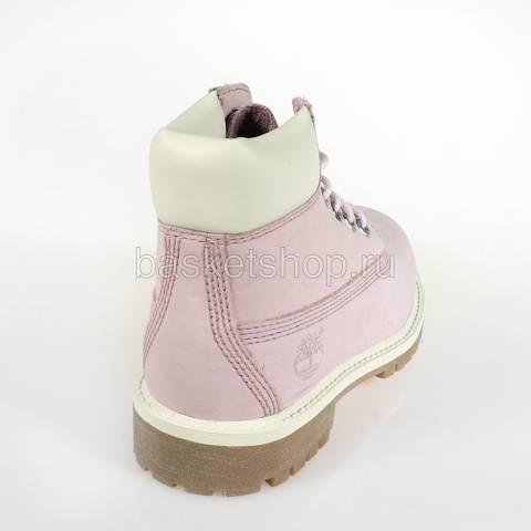 Купить детские розовые  ботинки детские в магазинах Streetball - изображение 2 картинки