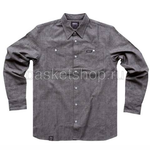 мужской серый  boylife 2 shirt a212-steel grey - цена, описание, фото 1