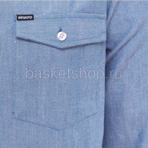 мужской синий  boylife 2 shirt a212-stellar - цена, описание, фото 2
