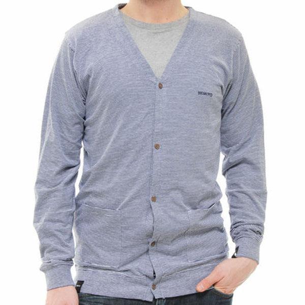 Кардиган SimpleТолстовки свитера<br>хлопок<br><br>Цвет: синий, белый<br>Размеры US: L<br>Пол: Мужской