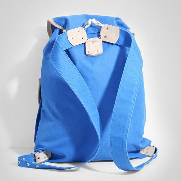 синий  рюкзак homemade backpack b901-blue - цена, описание, фото 2