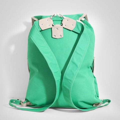 зеленый  рюкзак homemade backpack b901-green - цена, описание, фото 2