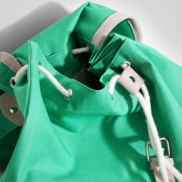 зеленый  рюкзак homemade backpack b901-green - цена, описание, фото 3