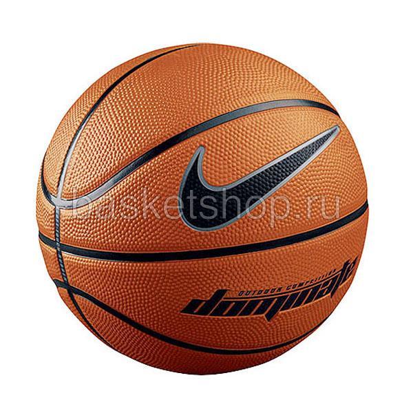 Купить рыжий  мяч №6 в магазинах Streetball изображение - 1 картинки