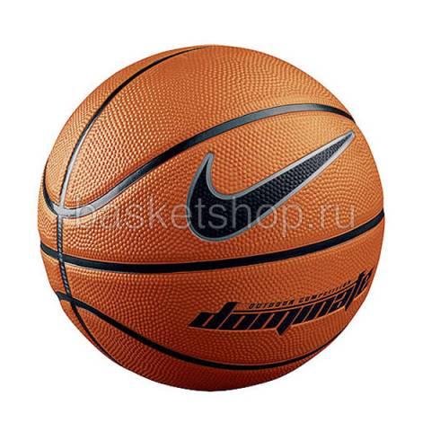 Купить рыжий  мяч №6 в магазинах Streetball - изображение 1 картинки