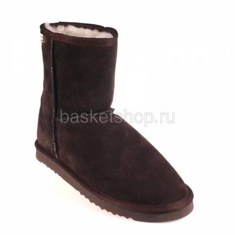 Купить мужской темно-коричневый  uggs в магазинах Streetball - изображение 1 картинки