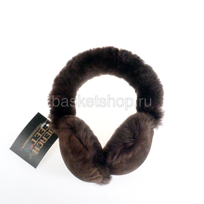 коричневые  наушники 7960-chocolate - цена, описание, фото 1