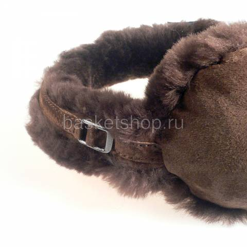 коричневые  наушники 7960-chocolate - цена, описание, фото 2