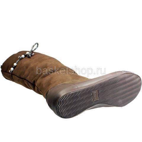 женский коричневый  sekka flake lux d0c9n-2929 - цена, описание, фото 4