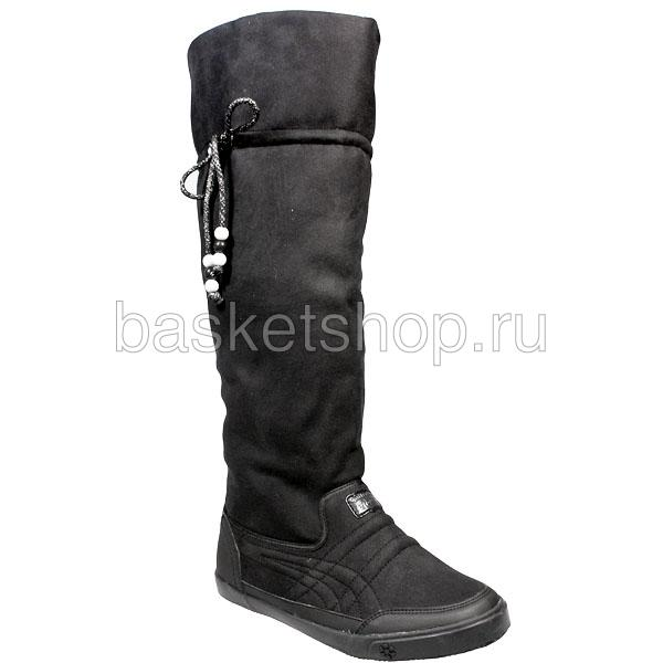женский черный  sekka flake lux d0c9n-9091 - цена, описание, фото 1