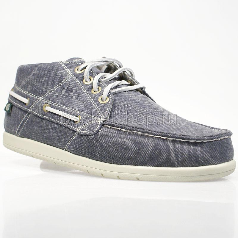 Ботинки Hampton TextileБотинки<br>текстиль, резина<br><br>Цвет: синий<br>Размеры US: 8<br>Пол: Мужской