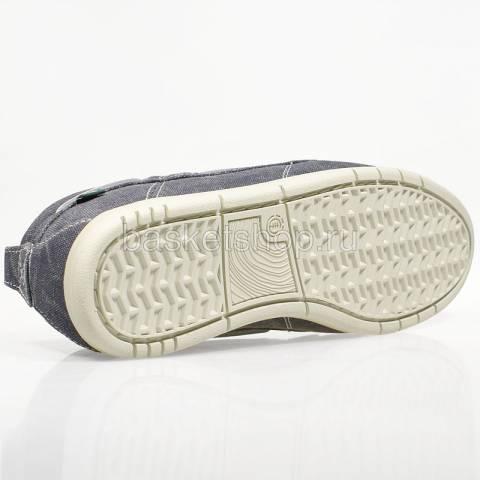 мужские синие  ботинки hampton textile ehamj1-6021 - цена, описание, фото 4