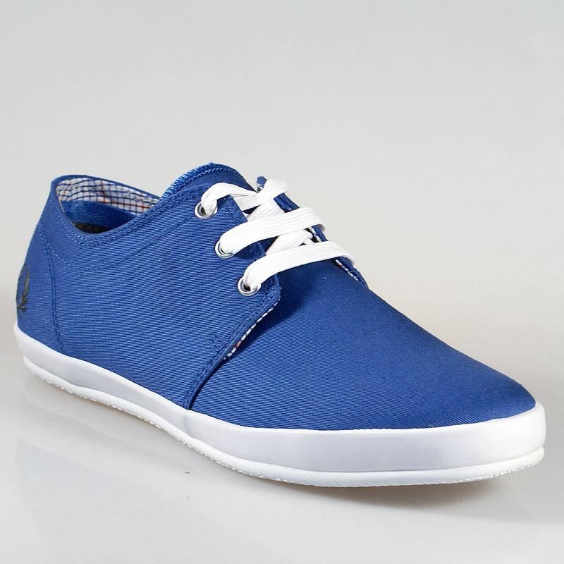 Кроссовки Finn twillКроссовки lifestyle<br>текстиль, резина<br><br>Цвет: синий<br>Размеры UK: 9<br>Пол: Мужской