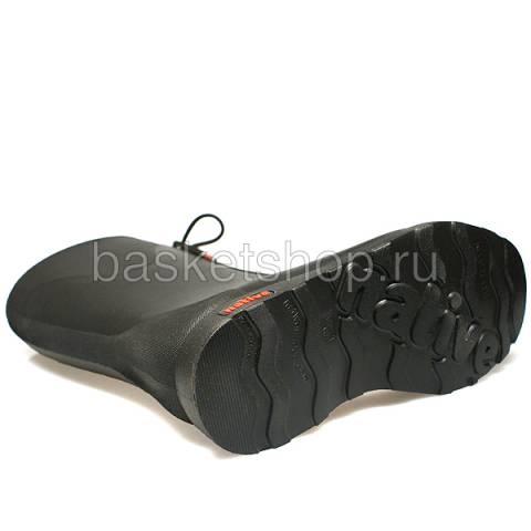 женские черные  сапоги GLM07-JB - цена, описание, фото 4