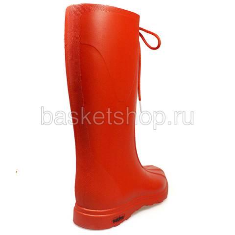 женские красные  сапоги GLM07-TR - цена, описание, фото 3