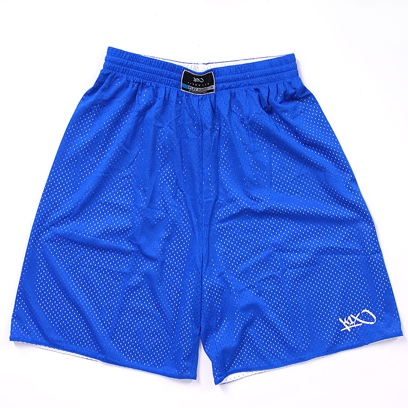 Шорты Hardwood rev practice shortsШорты<br>100% плиэстер<br><br>Цвет: синий<br>Размеры US: S;M<br>Пол: Мужской