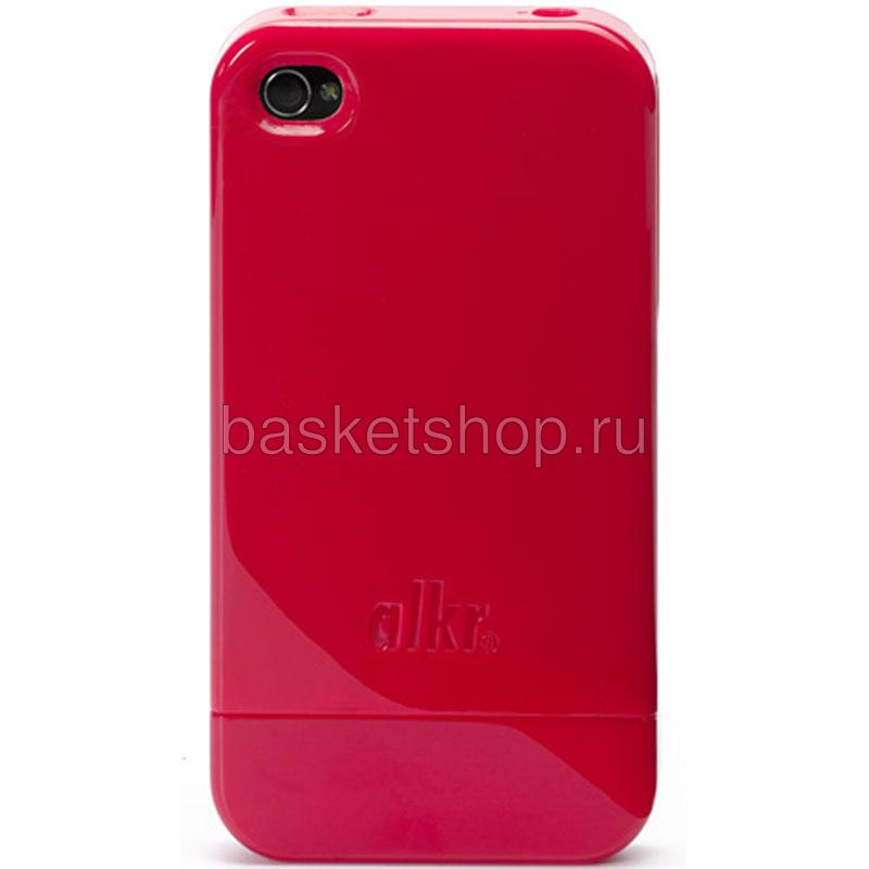 iPhone 4 Protection Case - Alkr������<br><br><br>����: �������, �����<br>������� US: 1SIZE