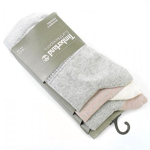 мужские серые, бежевые  носки  3 пары в упаковке j0178/103 - цена, описание, фото 1