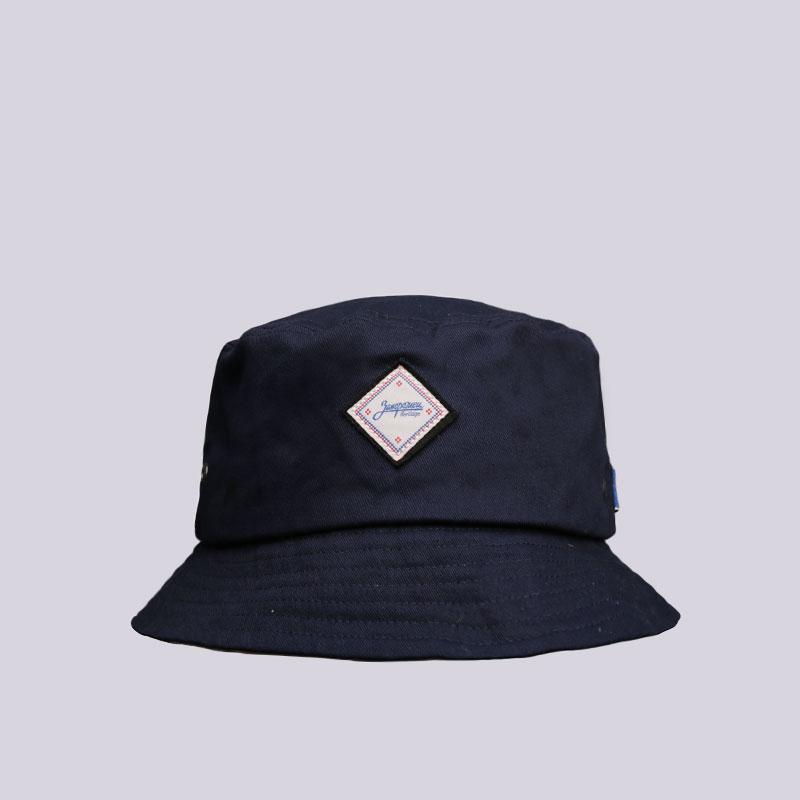 Панама Запорожец heritage Just ZКепки<br>Хлопок<br><br>Цвет: Синий<br>Размеры : S/M;L/XL