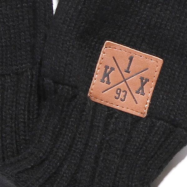 Перчатки K1X Crest knit gloves от Streetball