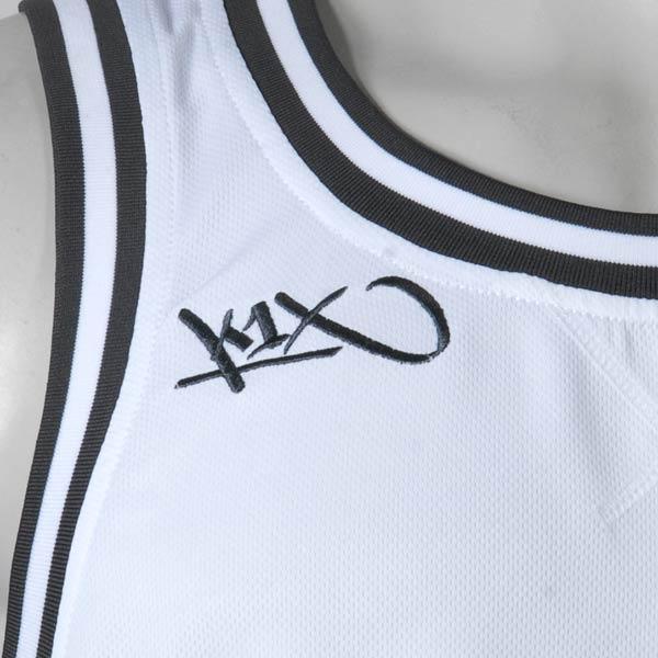 белую  майку hardwood double x jersey 7200-0008/1816 - цена, описание, фото 2