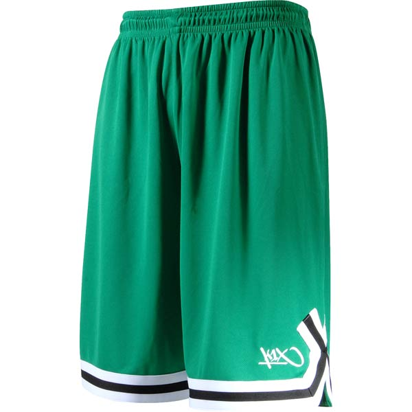 Шорты Hardwood double x shortsШорты<br>100% полиэстер<br><br>Цвет: зеленый<br>Размеры US: 2XL<br>Пол: Мужской