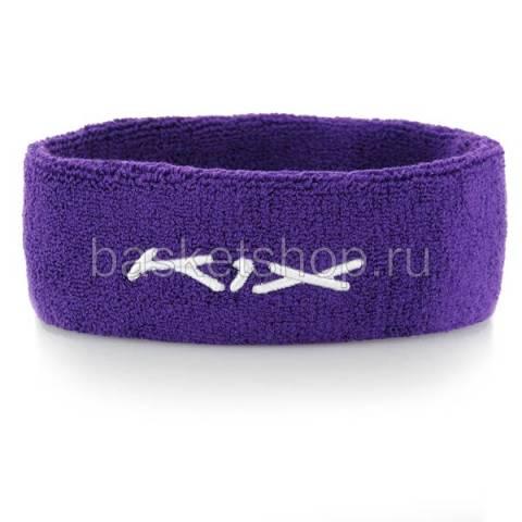 фиолетовый  hardwood headband 7900-0001/4465 - цена, описание, фото 1