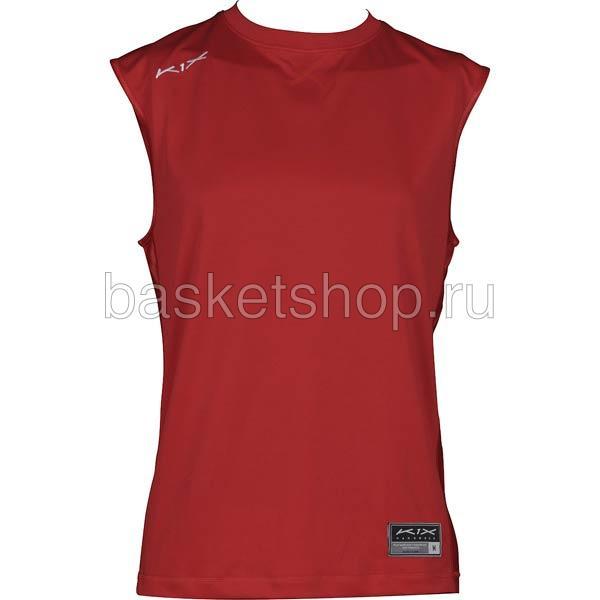 мужской красный  hardwood intimidator jersey 7200-0001/6605 - цена, описание, фото 1