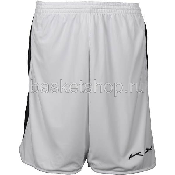 мужской белый  hardwood intimidator shorts 7400-0001/1000 - цена, описание, фото 1