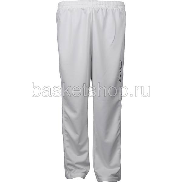 мужской белый  hardwood intimidator warm up pants 7500-0001/1100 - цена, описание, фото 1