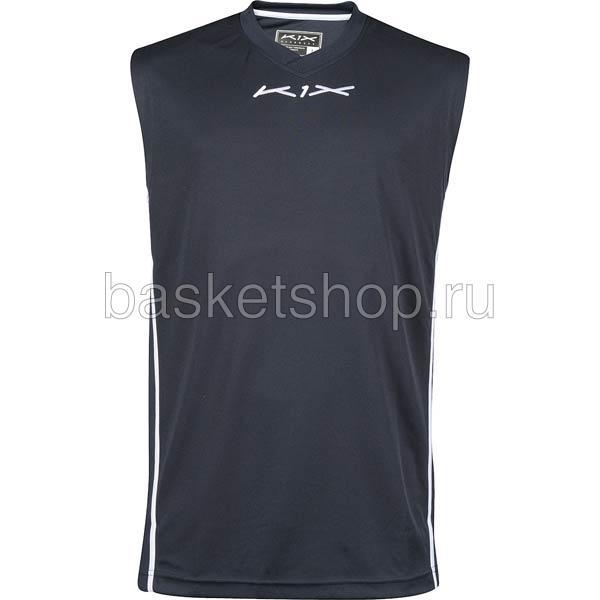мужской темно - синий  hardwood league uniform jersey 7200-0003/4102 - цена, описание, фото 1
