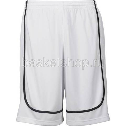 Hardwood league uniform shorts