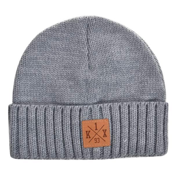 серую  шапка mitte beanie 1800-0207/8899 - цена, описание, фото 1