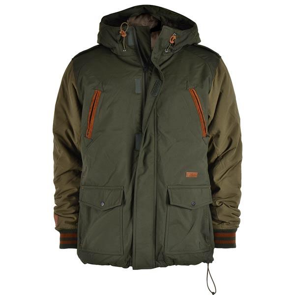 Мужской Куртка Urban hooded reloaded mk2 от K1X (1100-0161/3328) купить по  цене 4170 руб  в интернет-магазине Streetball