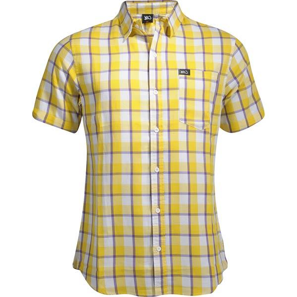 Рубашка LA check short sleeve shirt