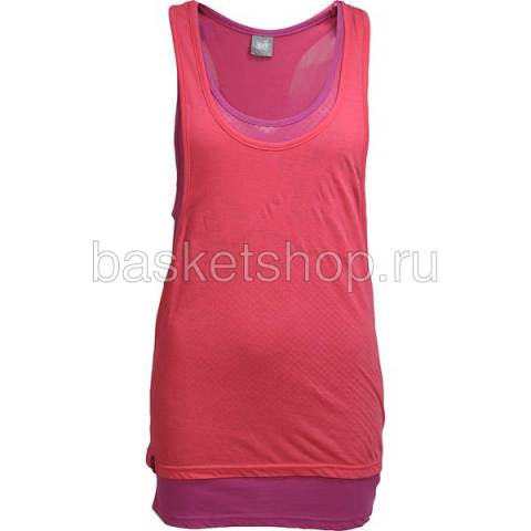 Майка Gradient double layer tank top
