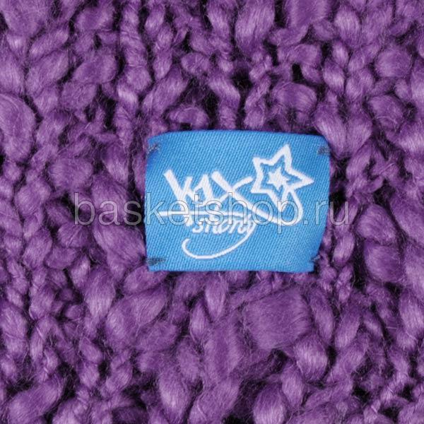 женскую фиолетовую  шапка 6800-0010/4465 - цена, описание, фото 2