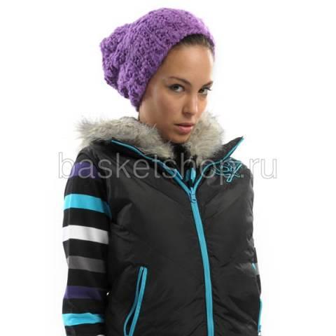 женскую фиолетовую  шапка 6800-0010/4465 - цена, описание, фото 3