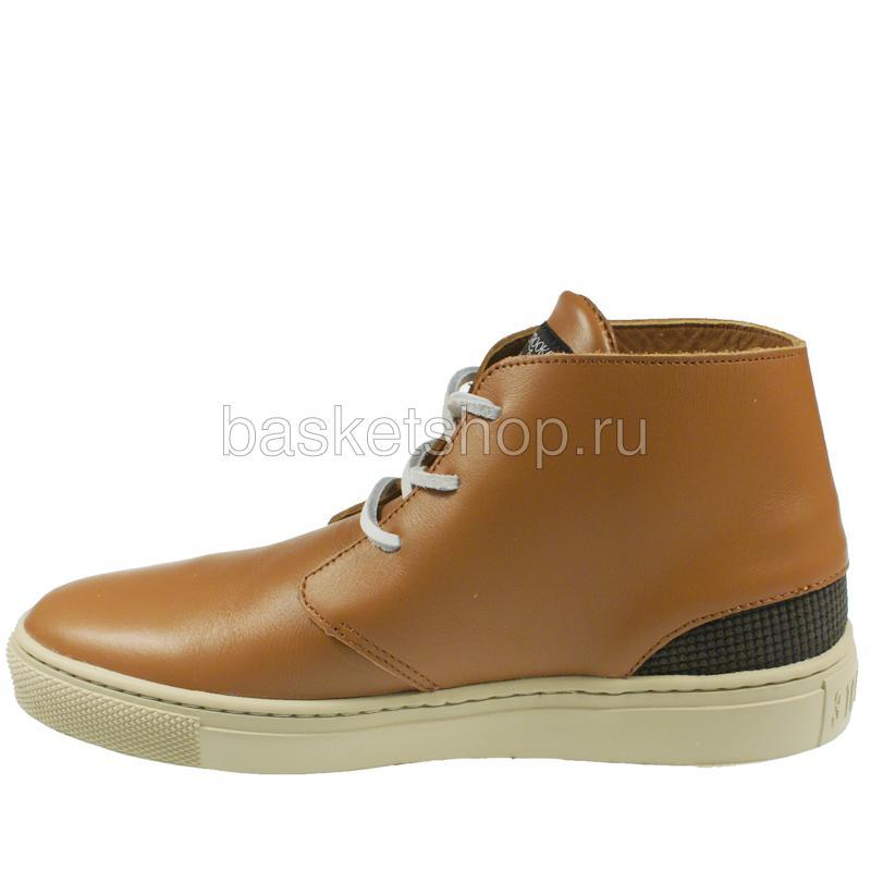 мужской коричневый, бежевый  apache leather l-1060902l-brwn - цена, описание, фото 2