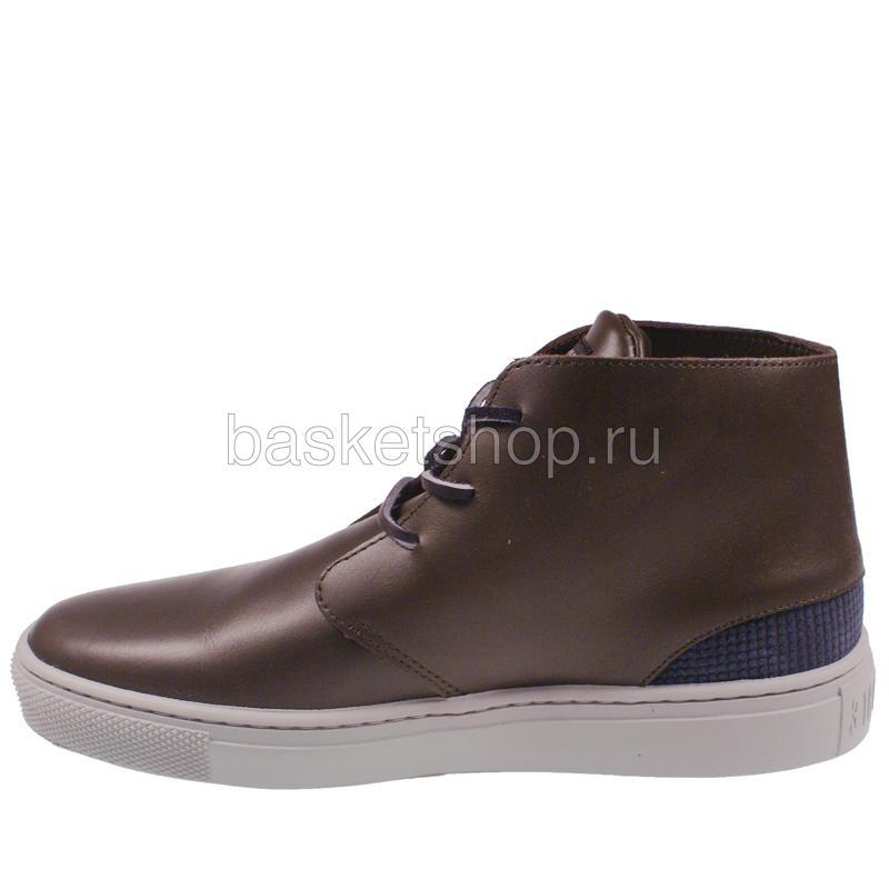 мужской темно-коричневый, бежевый  apache leather l-1060902l-chok - цена, описание, фото 2