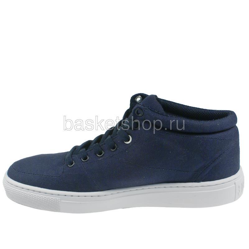 мужской синий, белый  backstab cnvs l-1060906c-navy - цена, описание, фото 2