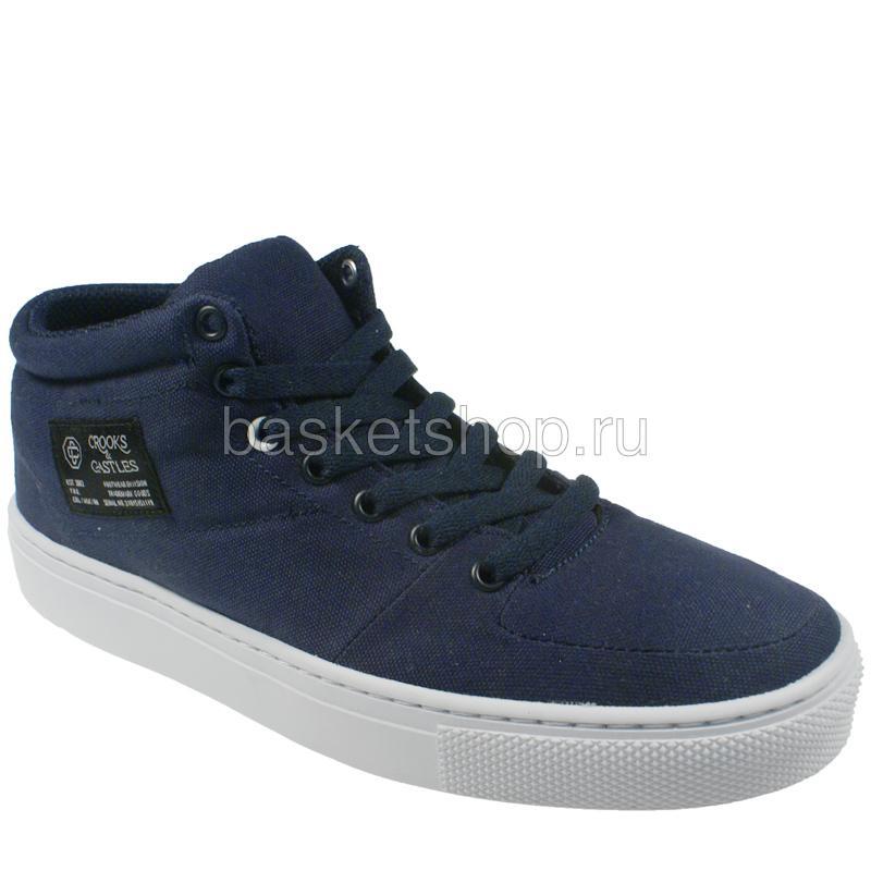 Backstab cnvsКроссовки lifestyle<br>текстиль, резина<br><br>Цвет: синий, белый<br>Размеры US: 8;10<br>Пол: Мужской