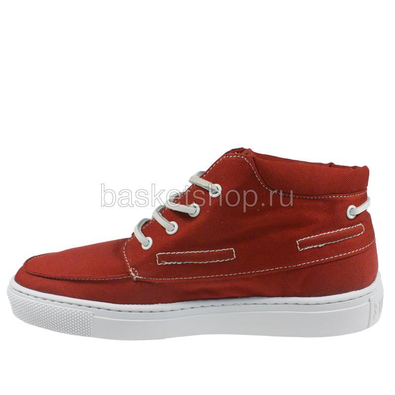 мужской красный, белый  anchor cnvs l-1060907c-red - цена, описание, фото 2