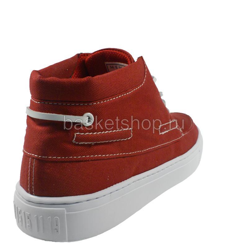 мужской красный, белый  anchor cnvs l-1060907c-red - цена, описание, фото 3
