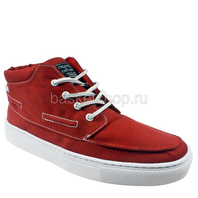 мужской красный, белый  anchor cnvs l-1060907c-red - цена, описание, фото 1