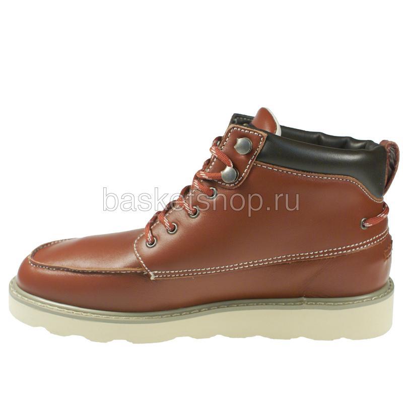 Купить мужской коричневый, бежевый  ruffian leather в магазинах Streetball изображение - 2 картинки