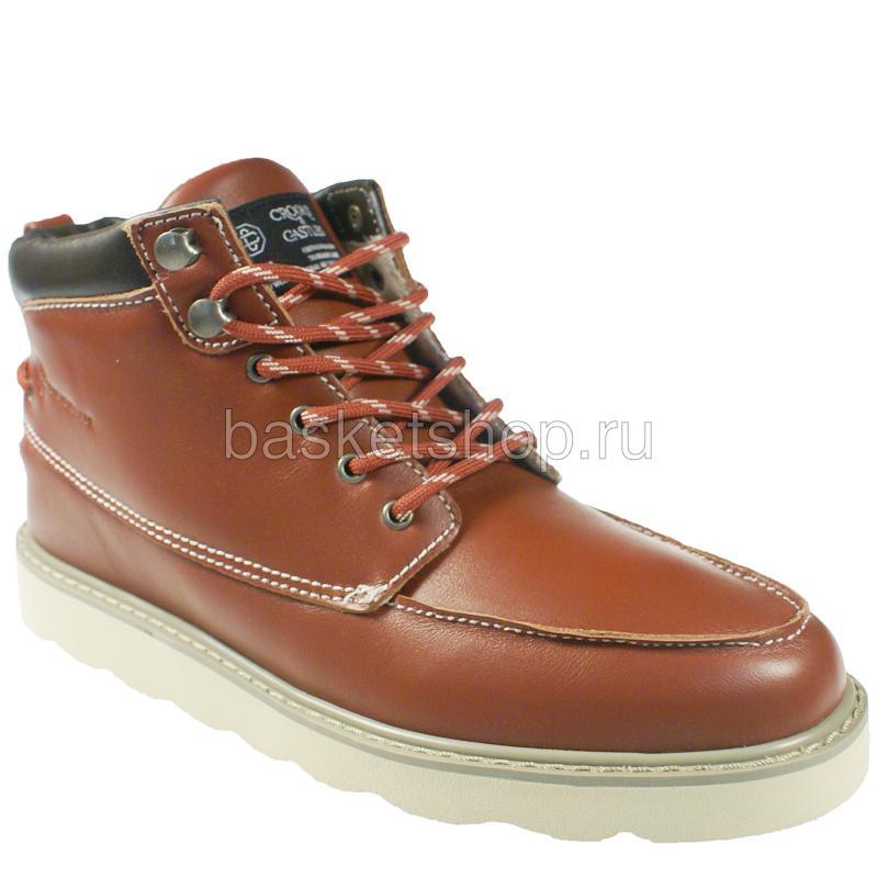 Купить мужской коричневый, бежевый  ruffian leather в магазинах Streetball изображение - 1 картинки