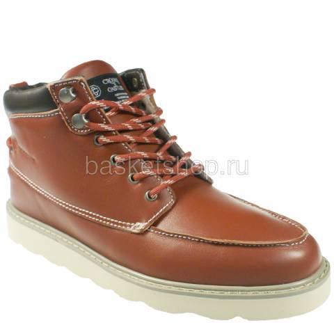 Купить мужской коричневый, бежевый  ruffian leather в магазинах Streetball - изображение 1 картинки
