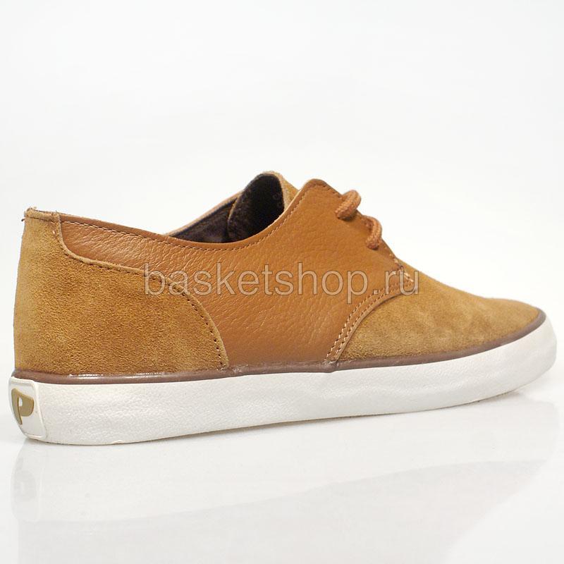 мужские коричневые  ботинки chester I011608-P2382S2-CP82 - цена, описание, фото 3
