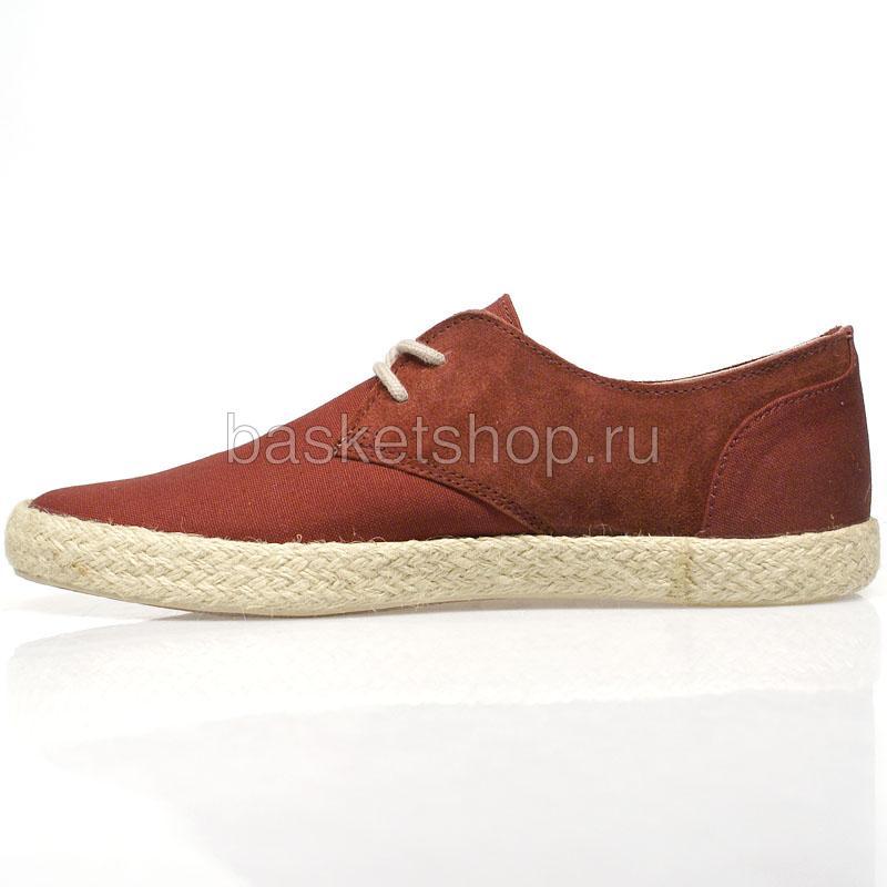 Купить мужские бордовые  ботинки chester в магазинах Streetball изображение - 2 картинки